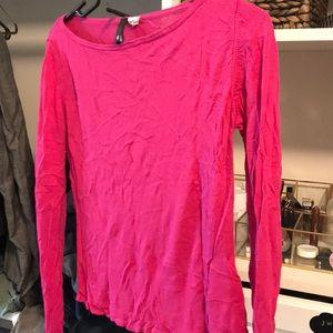 H&M Sweaters - H & M fuchsia sweater